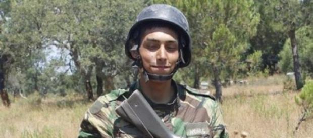 Jovem português anunciou a ida para a Síria