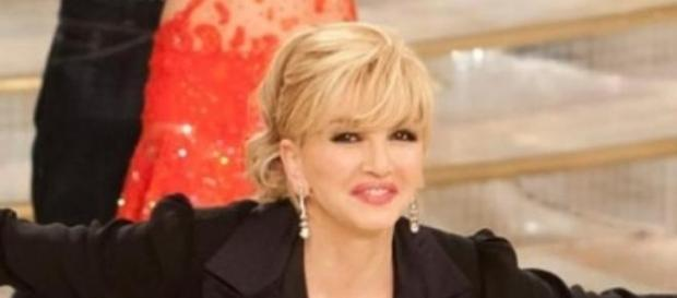 Milly Carlucci in lutto