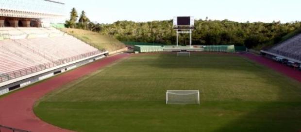 Pituaçu: um dos palcos do campeonato baiano