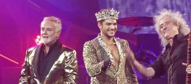 Queen volta ao Brasil com Adam Lambert nos vocais