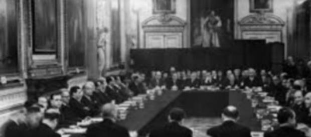 Reunión de acreedores de Alemania, Londres 1953.
