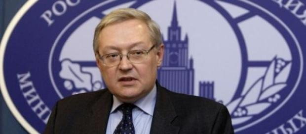 Serghei Riabkov avertizeaza SUA