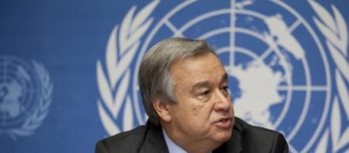 António Guterres está na ONU desde 2005.
