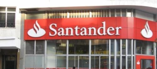 Banco Santander anuncia aumento dos lucros