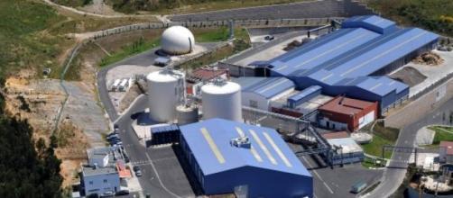 ETVO - estação tratamento de resíduos da Valorsul