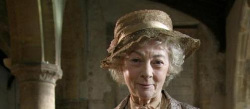Geraldine McEwan in the role of 'Miss Marple'.