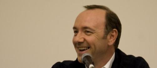 Kevin Spacey, protagonista de House of Cards
