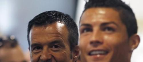 Mendes voltou a defender Ronaldo