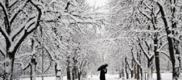 Fuertes lluvias y nevadas asolan España