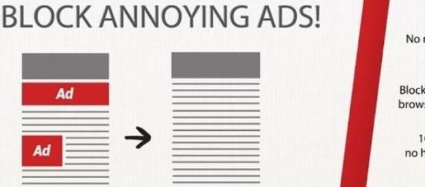 Grandes empresas evitan el bloque de la publicidad