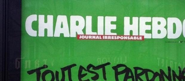 """Tygodnik """"Charlie Hebdo"""" - wyczerpany."""