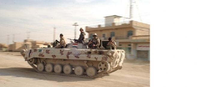 Obama se apoyará en el ejército iraquí