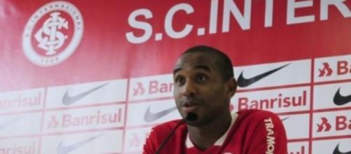 Anderson apresentado no Inter provocou Grémio