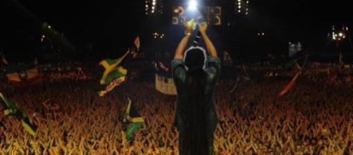 Damian Marley en el Rototom Sunsplash
