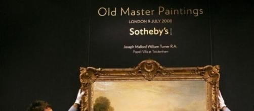 Galería de arte Sotheby's