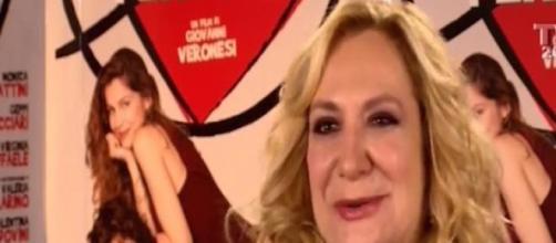 L'attrice italiana Monica Scattini