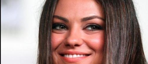 Mila Kunis dio a luz hace solo unos meses