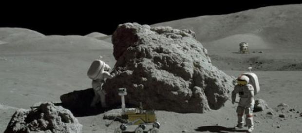 China tiene interés en los minerales lunares