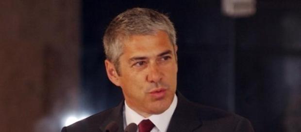 José Sócrates encontra-se preso na cadeia de Évora