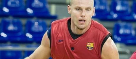 Maciej Lampe, do Barcelona, já testou as câmaras