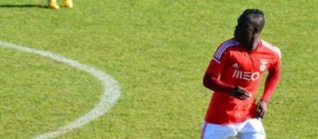 Romário Baldé fez nove jogos pela equipa B