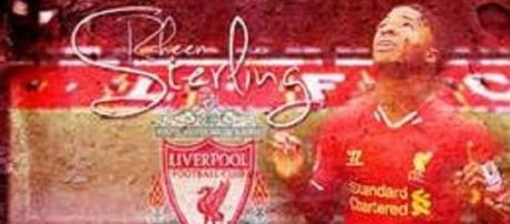 Sterling scored the equaliser for the Reds