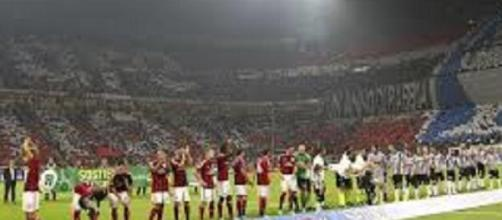 Juventus - Milan, classicissima del calcio