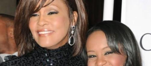 la hija de Whitney Houston