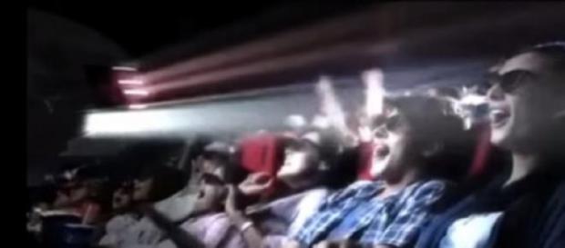 4D X Tecnología Asiática en cines