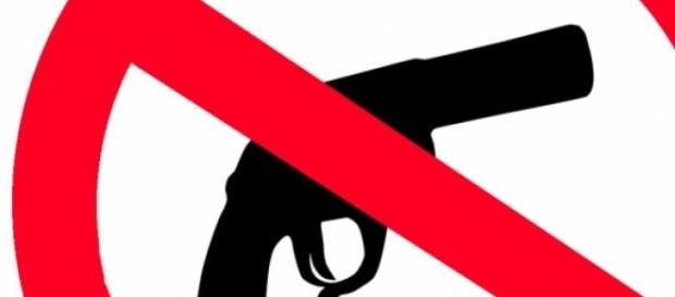As armas de fogo são letais