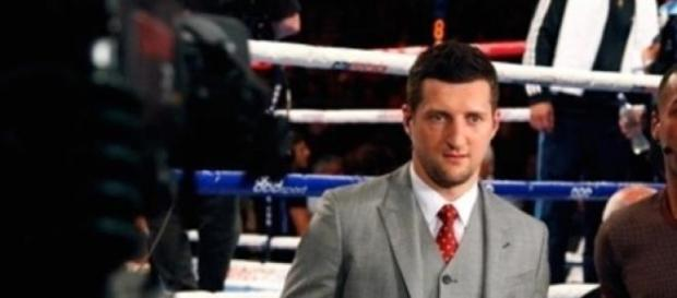 Froch vacated his IBF super-middleweight belt