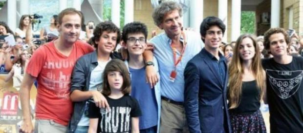 Il cast di Braccialetti Rossi 2