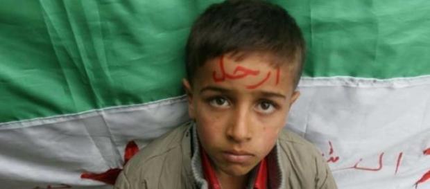 L'État islamique torture et vend les enfants.