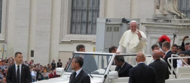 Le Pape fait de l'immigration une priorité.