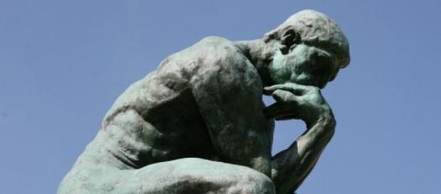 O Pensador, de Auguste Rodin