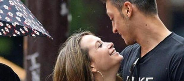 Sind Mandy und Mesut wieder ein Paar?