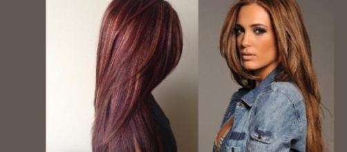 Tinte capelli 2015: di moda marsala, bronde e ronze ...