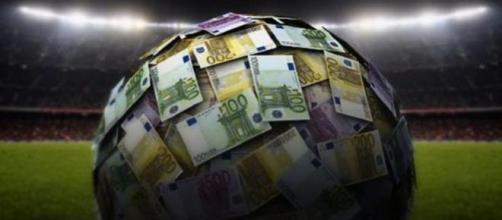 Le football et l'argent, une histoire d'amour.