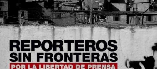 Reporteros sin fronteras, por la información libre