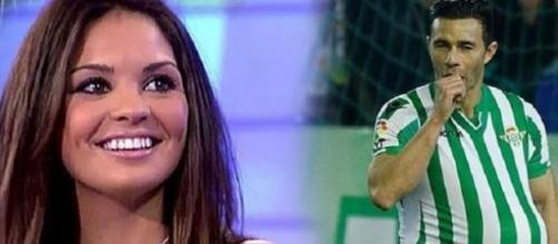 Rubén Castro y María son ahora pareja