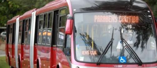 Transporte coletivo fica mais caro em Curitiba