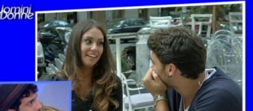 Uomini e donne gossip Andrea e Sharon