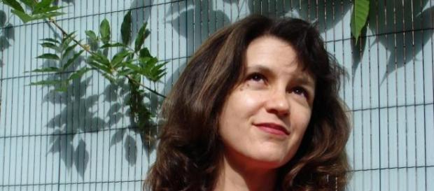Alla Lazareva, journaliste ukrainienne.