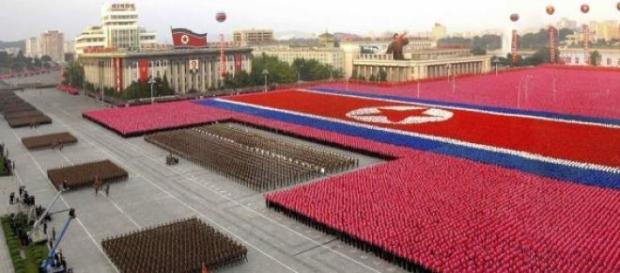 Coreia do Norte tem testado armas químicas.