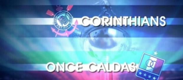 Corinthians 4 x 0 Once Caldas COL