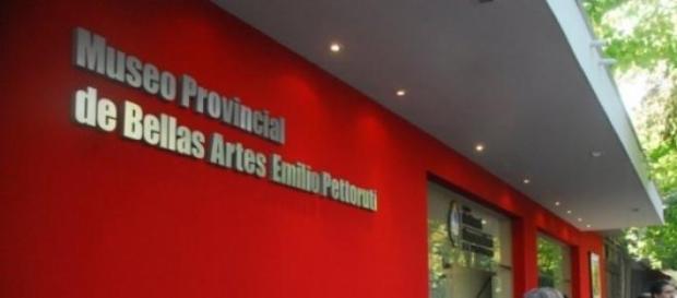Exterior del Museo Provincial de Bellas Artes