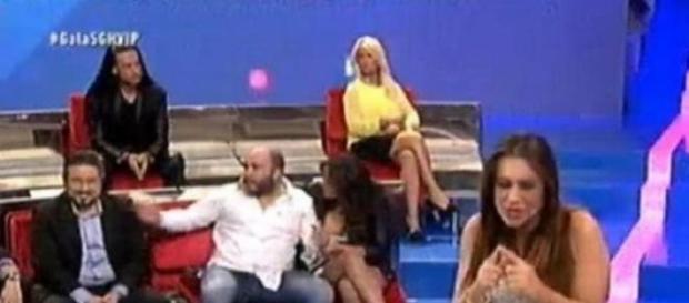 Kiko Rivera se pelea en el plató de GH VIP