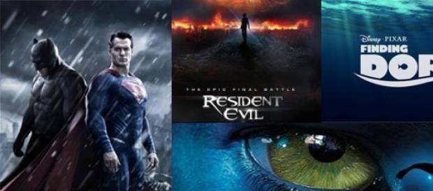 Películas que se estrenan en 2016