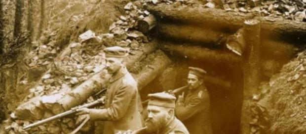 Photo issue des archives historiques E. Bettini