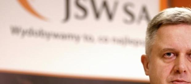 Prezes zarządu JSW - Jarosław Zagórowski